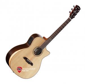 AG70WCEAR Электроакустическая гитара / Акустические гитары, Музыкальный Мастер