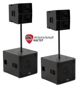 D-AR2 (Duplex Set) / Комплекты звукоусиления, Музыкальный Мастер