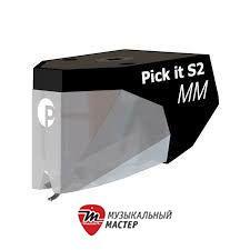 cartridge Pick-IT 2M Silver / Проигрыватели виниловых дисков, Музыкальный Мастер