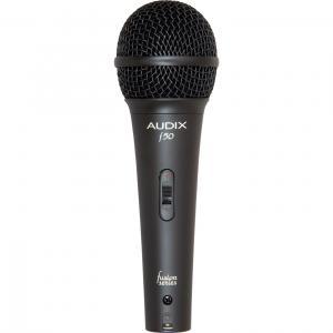 F50S микрофон динамический вокальный / Вокальные и речевые микрофоны, Музыкальный Мастер