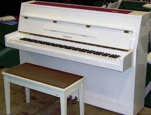 JU109PWH / Акустические Фортепиано, Музыкальный Мастер